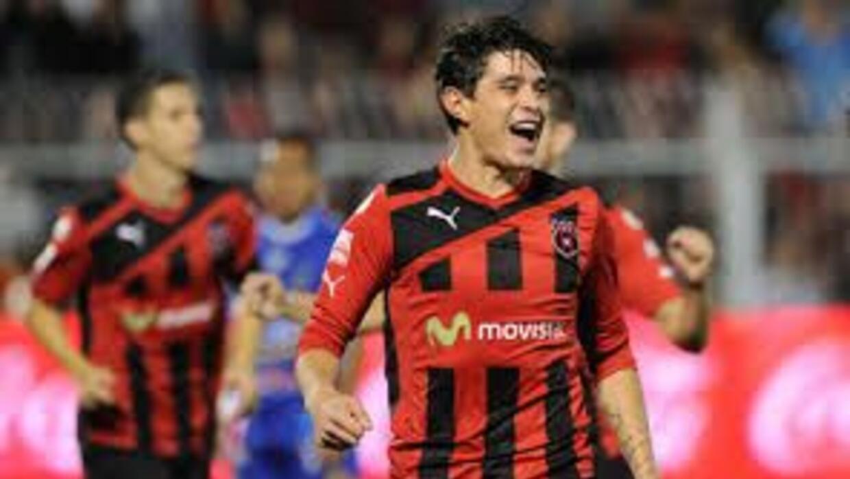 Alajuelense ganó el boleto a la final gracias a que en el partido de ida...