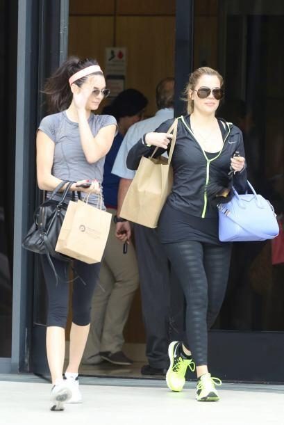 Pero Kendall no necesita bajar de peso, ¿verdad?
