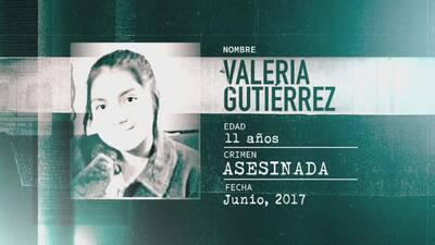 La Huella de un Crimen: El viaje de la muerte de Valeria, la niña violada y asfixiada en un autobús en México