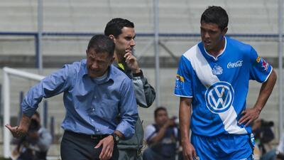 Puebla presume haber confiado primero en Osorio