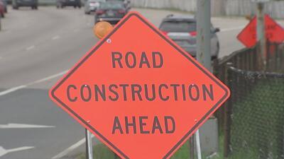 Reparación y repavimentación de un tramo de la Lake Shore Drive generará caos en el tráfico