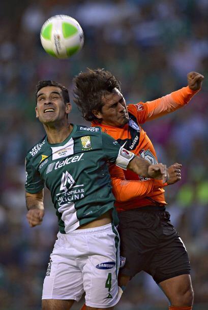 Rafael Márquez (7): Si bien no fue uno de sus mejores partidos, e...