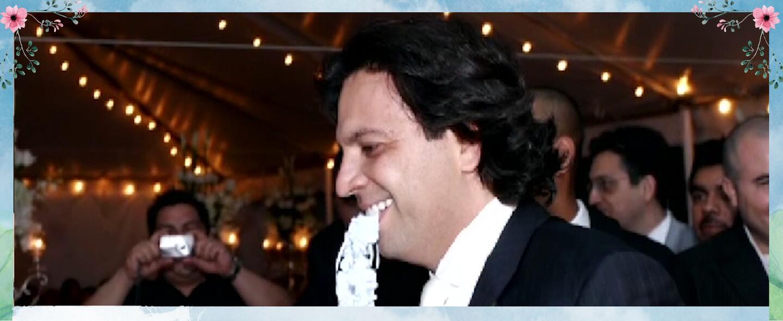 Capítulo 7: El momento culminante de la boda, Omar le quita la tradicion...