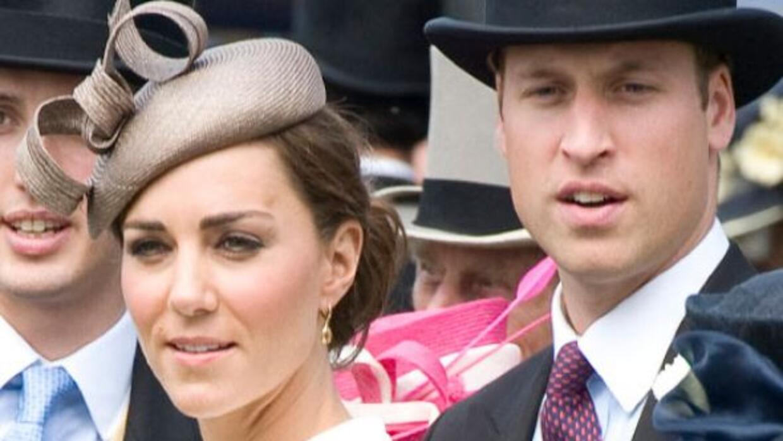Podría no estar presente en el parto de Kate