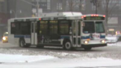 Tormenta invernal en Nueva York duraría hasta las 9:00 de la noche