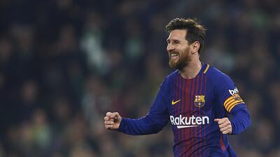 En fotos: Nueva goleada del Barcelona que juega a lo campeón
