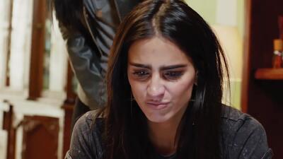 Rosario se enteró de que Arteaga desea asesinarla