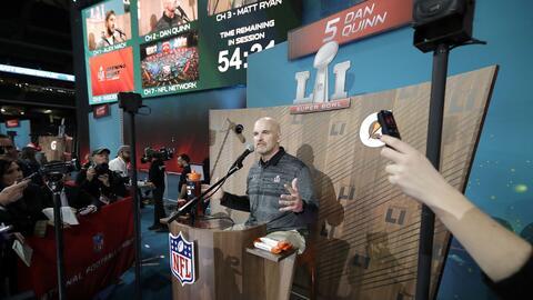 El Super Bowl LI: ¿dinastía o 'sorpresa'? AP_17031057770712.jpg