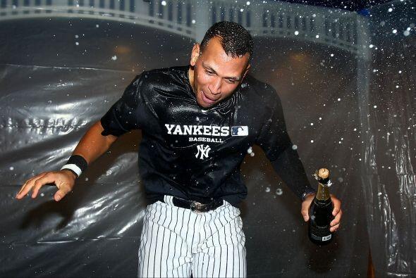 Los Yankees de Nueva York barrieron con los Twins de Minnesota en tres j...