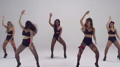 El Lepo Lepo que bailaron Naymar y Dani Alves.