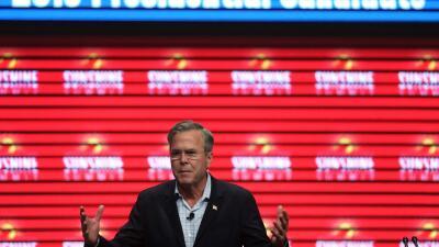 Jeb Bush: Una política de defensa para el siglo XXI GettyImages-Jeb-Bush...