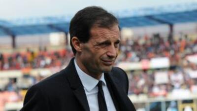 Massimiliano Allegri será el nuevo técnico de la Juventus.
