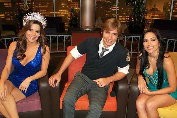 Greydis, Carlos Baute y Ana Isabelle siguieron su sueño.