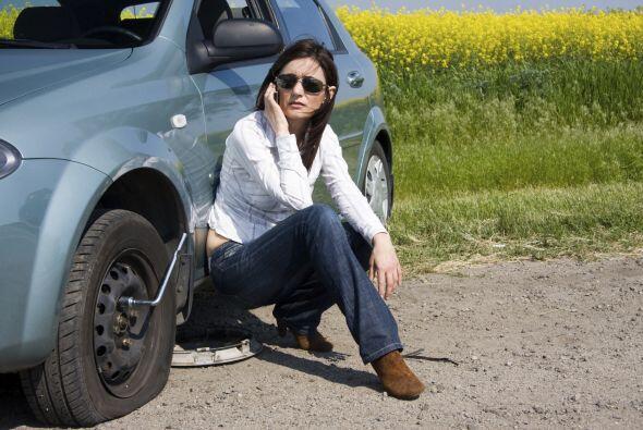 Neumáticos. Presta atención al desgaste de las llantas, recuerda que no...