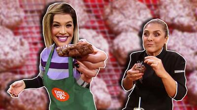 Galletas de chocolate y chile ancho: receta del restaurante 'Chica' de la chef Lorena García
