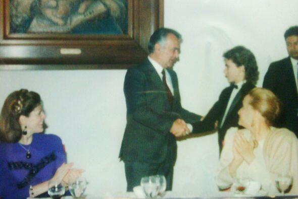 Luis Mario Quiroz se hizo famoso con esta exitosa serie. En 1988 recibió...