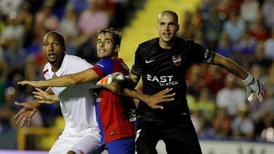 Levante y Sevilla dividieron puntos en el inicio de la jornada 3 de la Liga