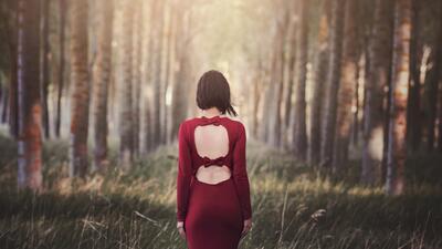 bosques del alma