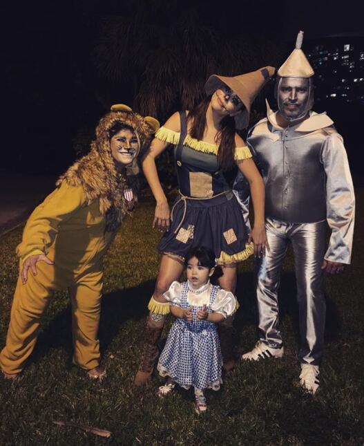 Ana Patricia Halloween