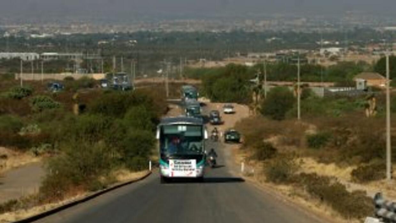 San Luis Potosí es una entidad ubicada al centro de México.