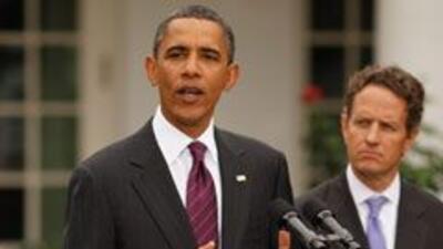 Obama reitera llamado a aprobación de ley que fomente creación de empleo...