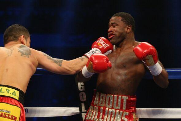 Adrien Broner firmó muy seguro la pelea contra Marcos 'Chino' Maidana, s...
