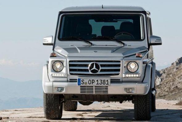 Mercedes-Benz G63 AMG: El todo terreno de la marca alemana posee un moto...