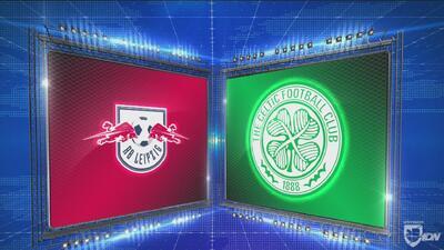 Leipzig 2 - 0 Celtic - GOLES Y RESUMEN - Grupo B Europa League