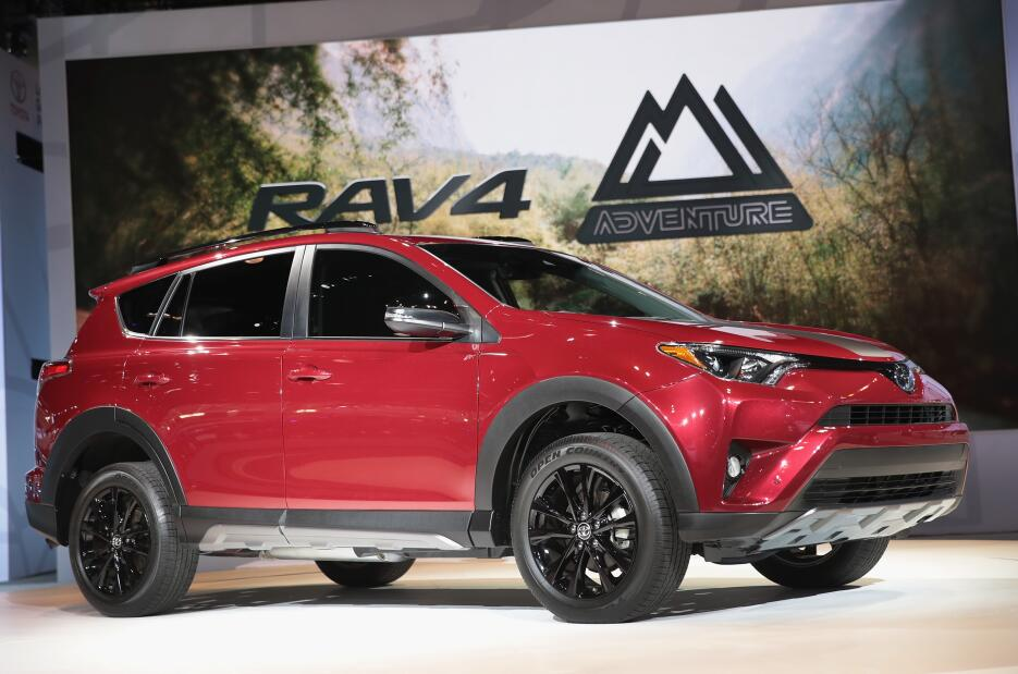 Los 'Trucks' del Auto Show de Chicago RAV4GettyImages-634390188.jpg