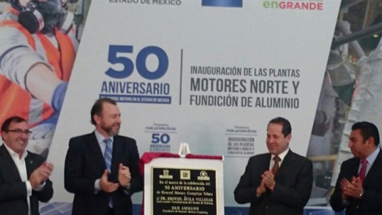 General Motors invirtió 751 millones de dólares durante los últimos tres...