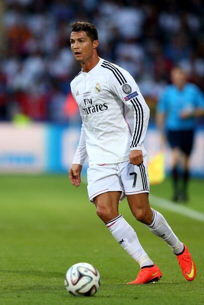 Cristiano Ronaldo fue inmortalizado al estilo del artista Columbano Bord...