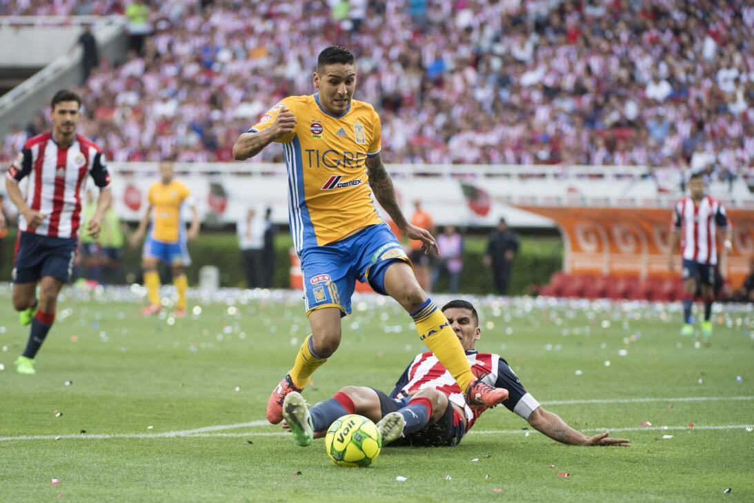 Al minuto 88, Ismael Sosa recortó distancias y le puso emoción a los últ...