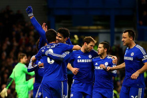7. Chelsea (Inglaterra) 387.9 millones de euros en ingresos durante la t...