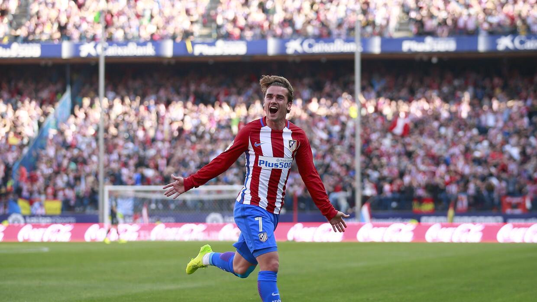 Atlético de Madrid venció 3-1 al Sevilla