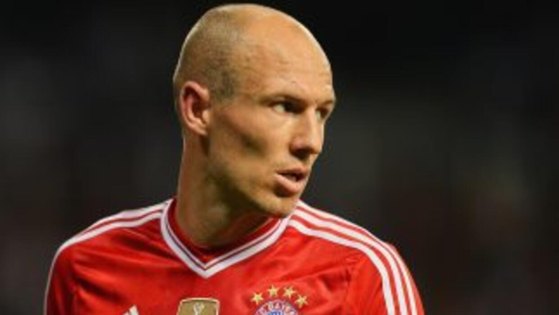 Robben, ex madridista, quiene evitar la Décima para los blancos.