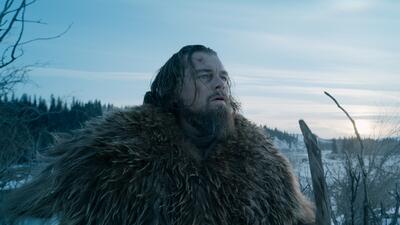 En esta imagen cortesía de Twentieth Century Fox, Leonardo DiCaprio como...