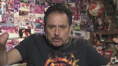 """El hincha del Toluca que asegura que """"valió la pena"""" perder una mano por animar a su equipo"""