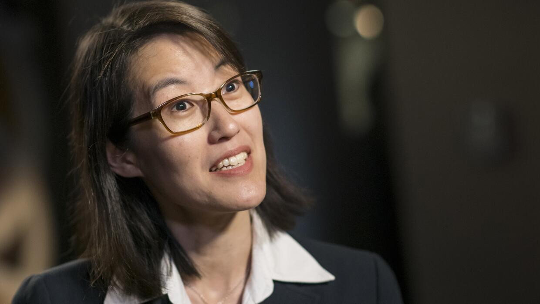 Ellen Pao acusó de discriminación a la firma de inversión donde trabajaba.