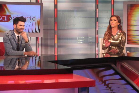 Sal y Pimienta Domingo 20 de abril
