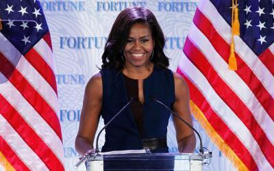 El carisma de la primera dama consigue unir hasta las opiniones más divi...