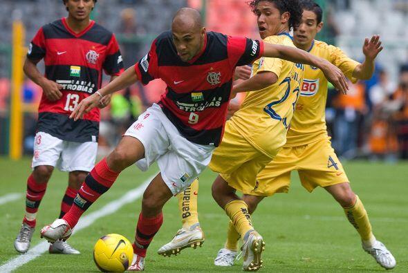 Las Águilas se toparon con el Flamengo en Octavos de Final; el conjunto...