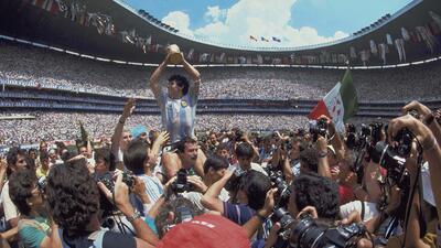 México '86: el respiro de alegría del país tras el terremoto de hace 32 años