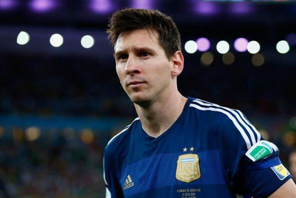 Lionel Messi: Aunque su 2014 ha estado marcado por quedarse con las gana...