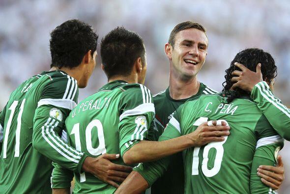 Su primera convocatoria con la Selección Nacional Mexicana se dio en la...