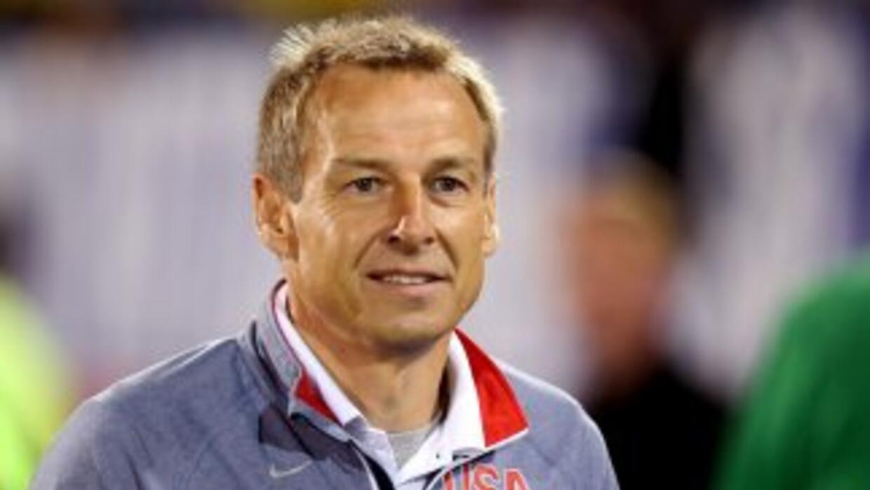 Jurgen Klinsmann