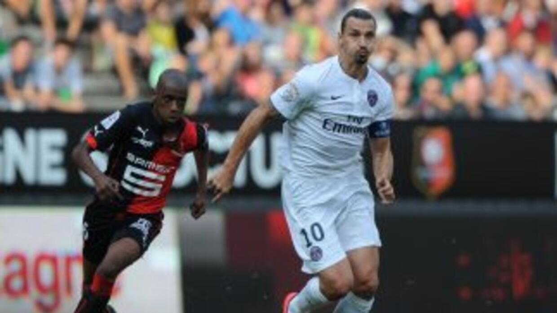 Rennes y PSG no se hicieron daño.