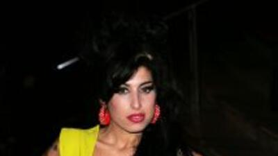 Amy Winehouse falleció un 23 de julio de 2011 en la ciudad de Londres.