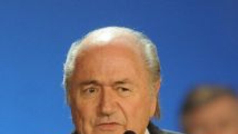 Joseph Blatter sigue realizando cambios en la FIFA.
