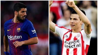 Cuidado: en Holanda comparan a Hirving Lozano con Luis Suárez, pero no por sus goles y gambetas
