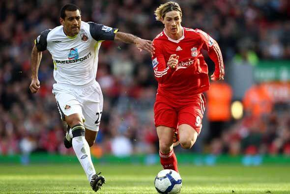 Para el domingo, el Liverpool se enfrentó al Sunderland del paraguayo Pa...